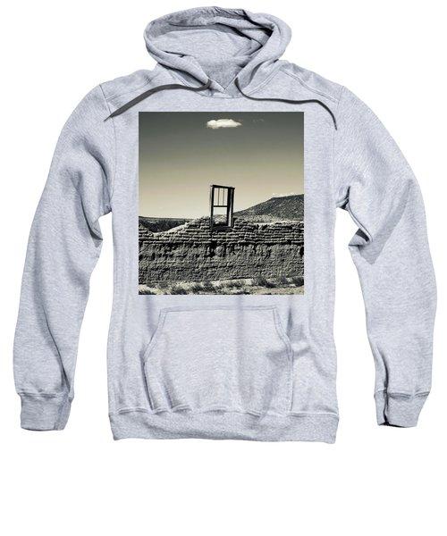 Sacred Window  Sweatshirt