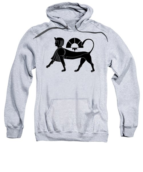 Sphinx - Mythical Creature Of Ancient Egypt Sweatshirt