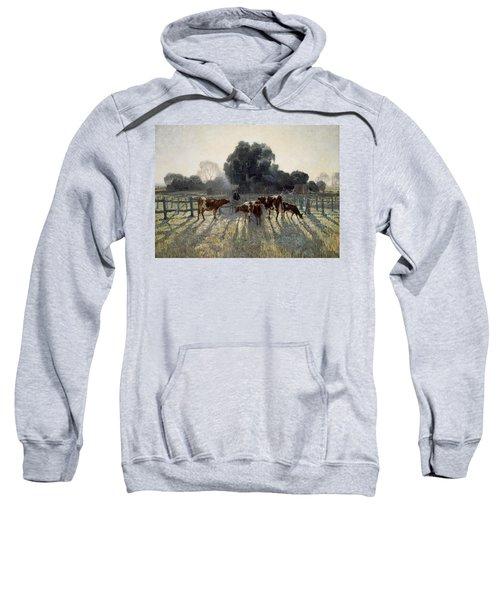 Spring Frost Sweatshirt