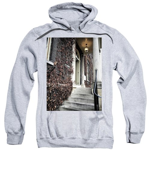 Stone Steps Detail Sweatshirt