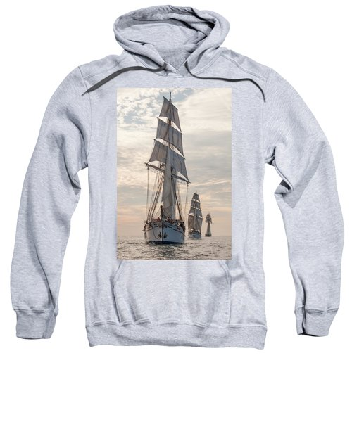 Parade Of Ships Sweatshirt