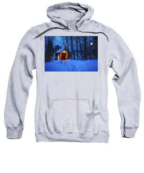 Tannery Hill Bridge Sweatshirt