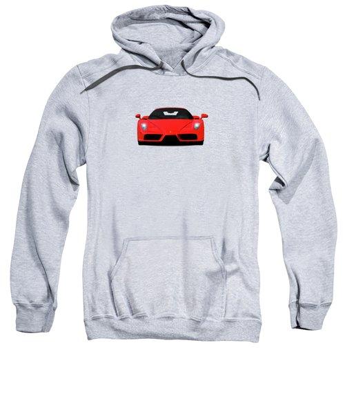 The Ferrari Enzo Sweatshirt by Mark Rogan