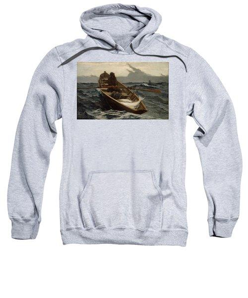 The Fog Warning  Sweatshirt