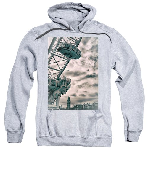 The London Eye Sweatshirt by Martin Newman