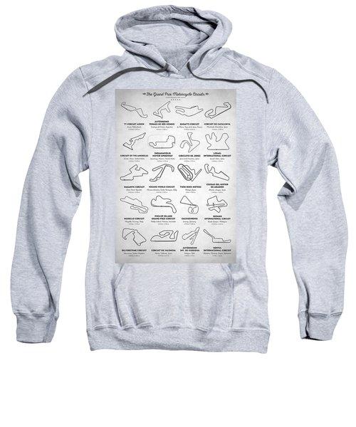 The Motogp Circuits Sweatshirt