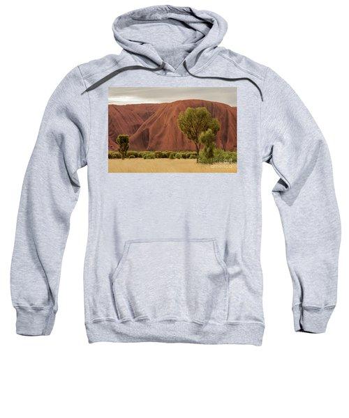 Uluru 08 Sweatshirt