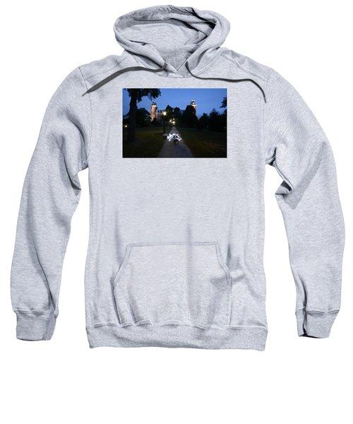 University Of Arkansas Sweatshirt by Chris  Look