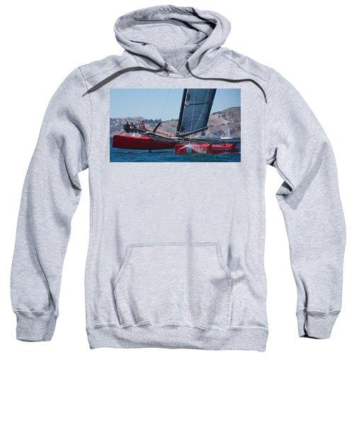 Upwind Spray Sweatshirt