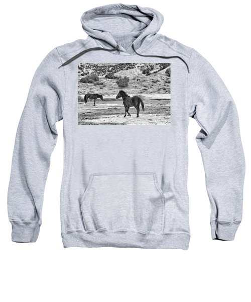 Virginia Range Mustangs Sweatshirt