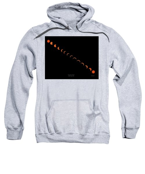 2017 Solar Eclipse Sweatshirt