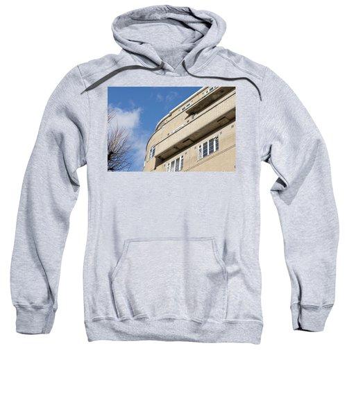 Apartment Building Sweatshirt