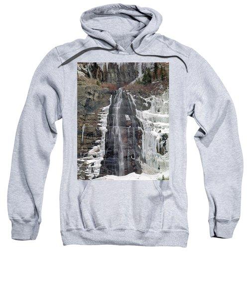 212m40 Bridal Veil Falls Utah Sweatshirt