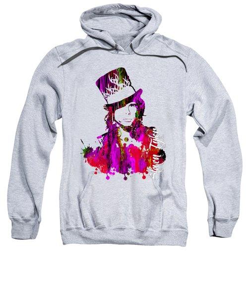 Steven Tyler Collection Sweatshirt by Marvin Blaine