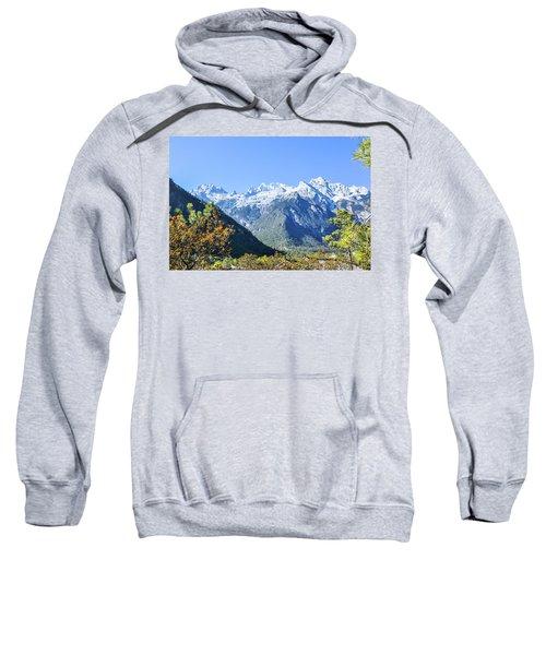The Plateau Scenery Sweatshirt