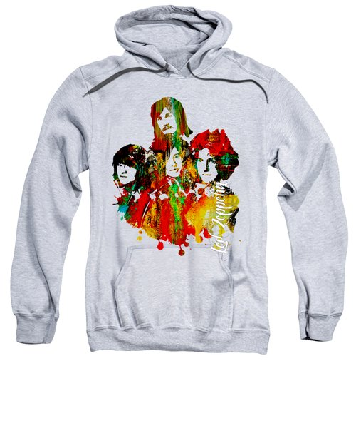 Led Zeppelin Collection Sweatshirt by Marvin Blaine