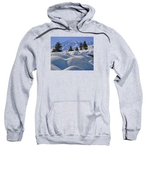 2m6402 Mt. Tom From Sherwin Grade Sweatshirt