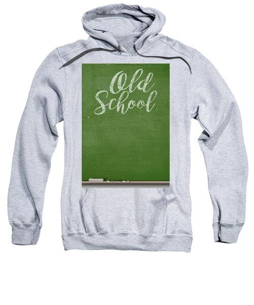 Chalk Board Sweatshirt