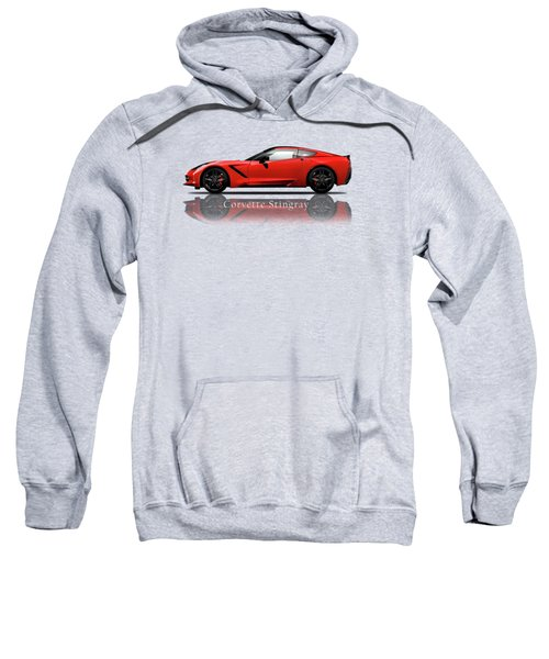Chevrolet Corvette Stingray Sweatshirt