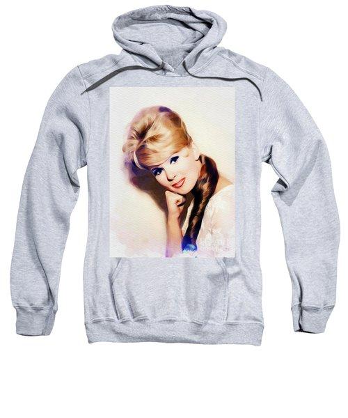 Connie Stevens, Vintage Actress Sweatshirt
