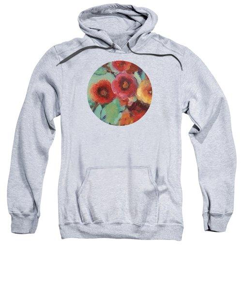 Floral Painting Sweatshirt