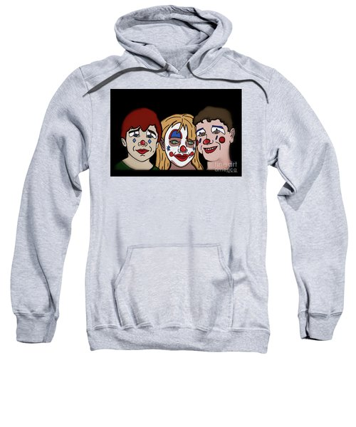 3 Jesters Sweatshirt