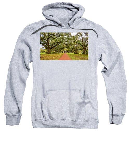 Oak Alley Plantation Sweatshirt