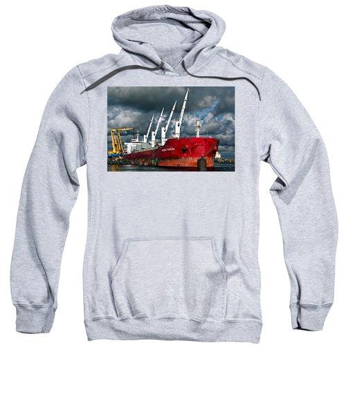 Port Of Amsterdam Sweatshirt