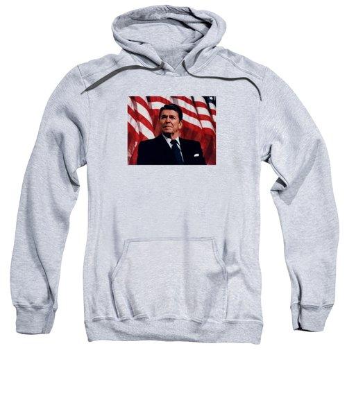 President Ronald Reagan Sweatshirt