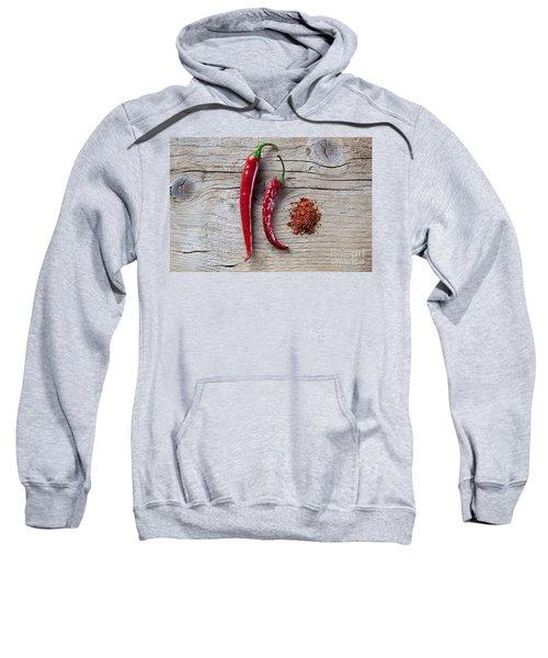 Red Chili Pepper Sweatshirt