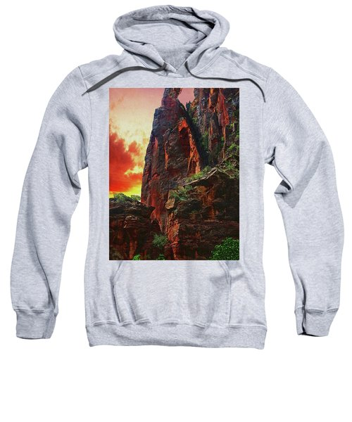 Sunrise In Canyonlands Sweatshirt
