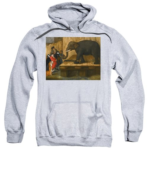 The Elephant Sweatshirt