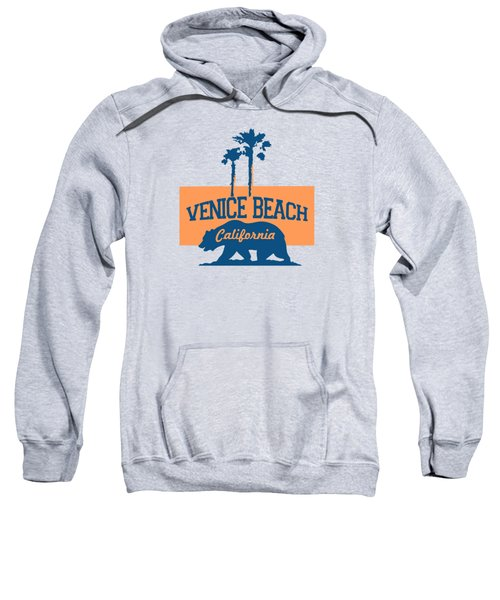 Venice Beach La. Sweatshirt by Lerak Group LLC