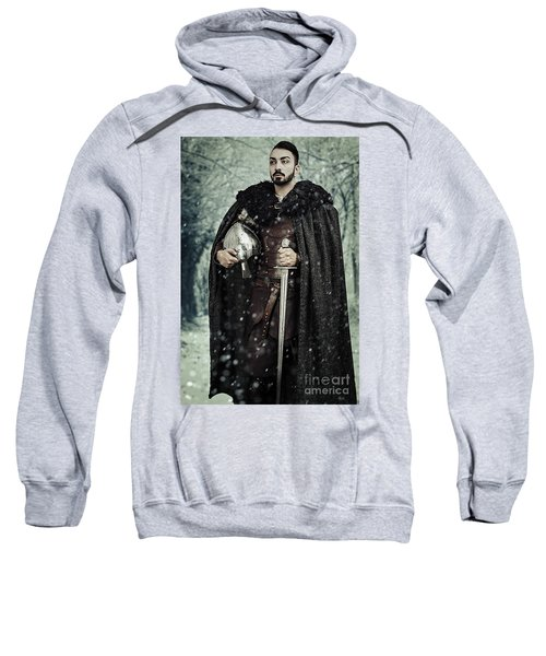 Viking Warrior With Sword Sweatshirt