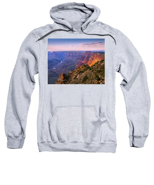 Canyon Glow Sweatshirt by Mikes Nature