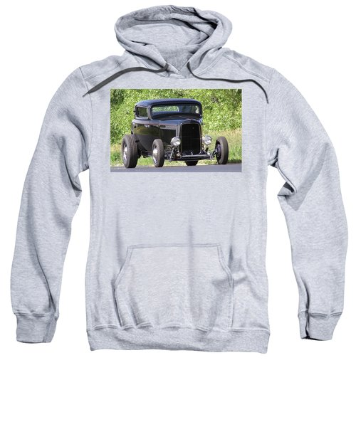 32 Three Window Classic  Sweatshirt
