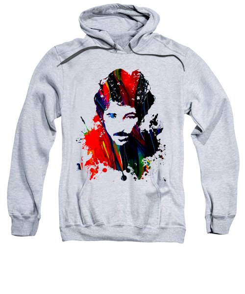 Bruce Springsteen Collection Sweatshirt by Marvin Blaine