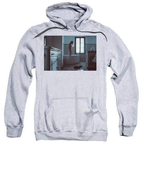 Tu M'as Promis Sweatshirt