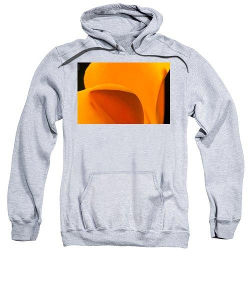 Californian Poppies Sweatshirt