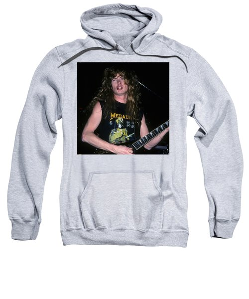 Dave Mustaine Of Megadeth Sweatshirt
