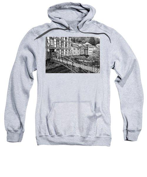 Monschau In Germany Sweatshirt