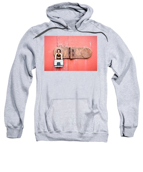 Padlock Sweatshirt