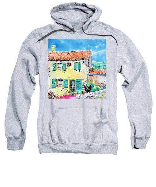 View Of Luberon Sweatshirt