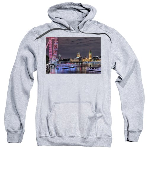 Westminster - London Sweatshirt by Joana Kruse