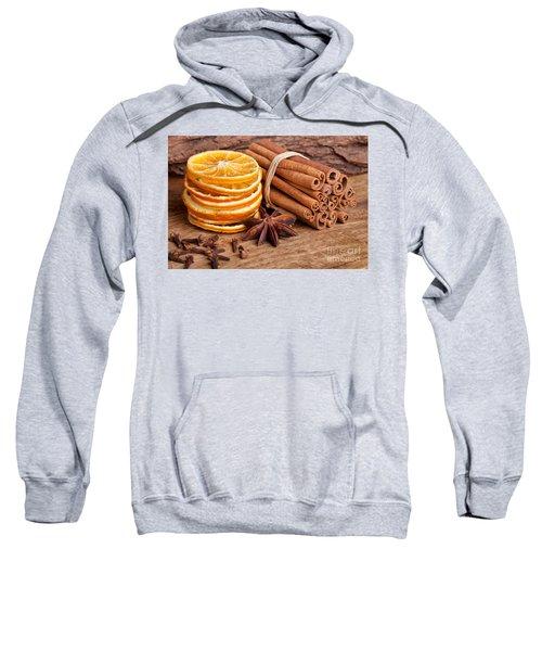 Winter Spices Sweatshirt