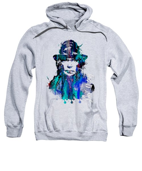 Neil Young Collection Sweatshirt by Marvin Blaine