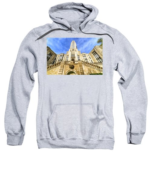 Cathedral Of Learning Sweatshirt
