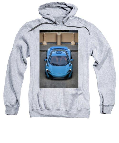 #mclaren #675lt #print Sweatshirt