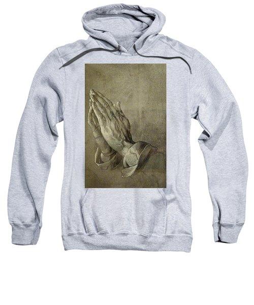 Praying Hands Sweatshirt