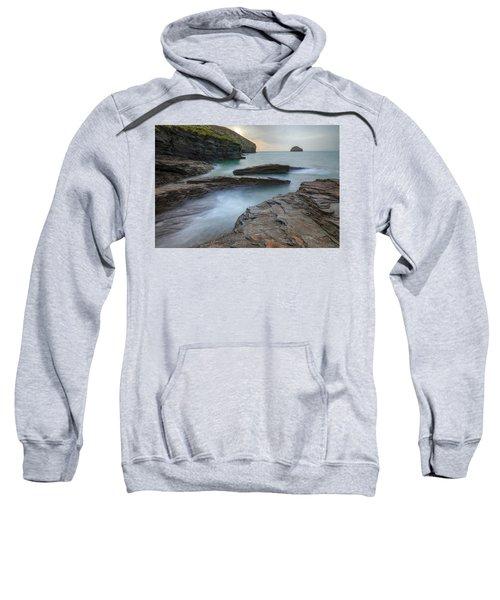 Trebarwith Strand - Cornwall Sweatshirt